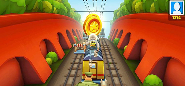 Subway Surfers : le Test !